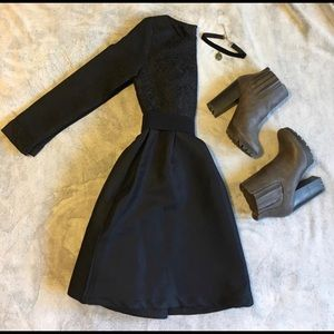 Dresses & Skirts - Black A-Line dress